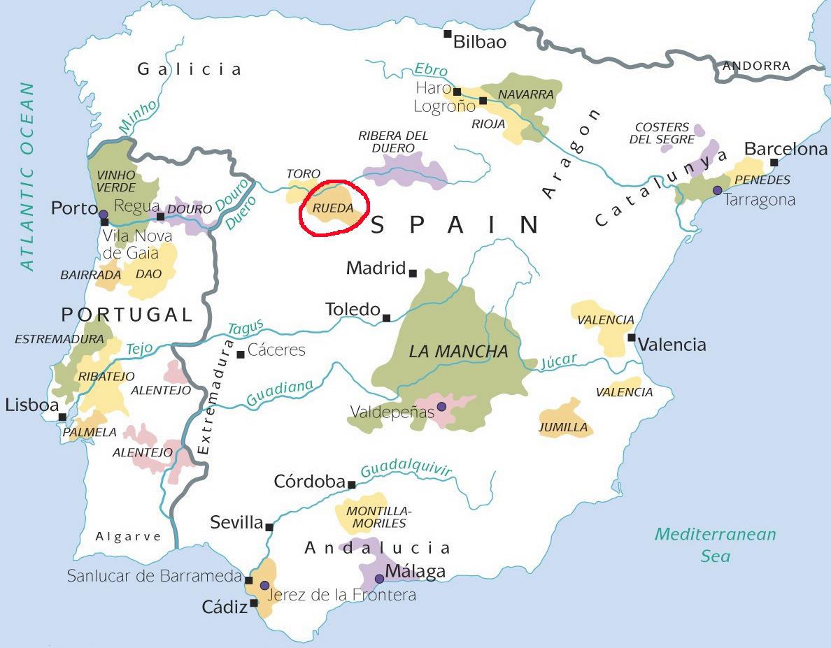 Where Is Iberia