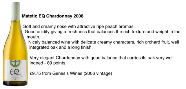 Matetic Chardonnay