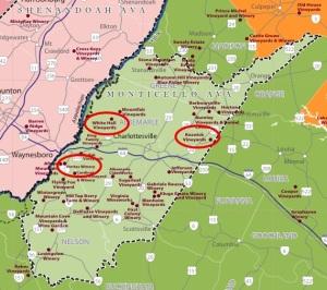 Mao of Monticello wineries