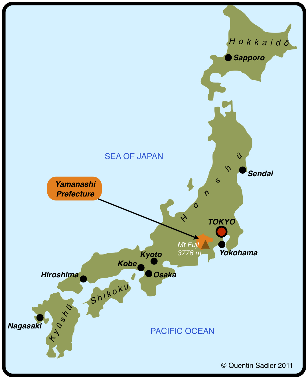 Sapporo Map Of Japan