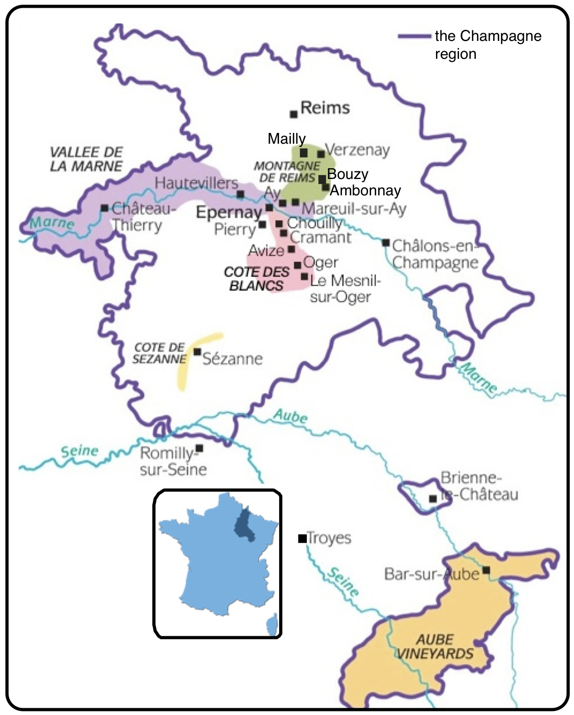 Pinterest the world s catalog of ideas for Champagne region in france