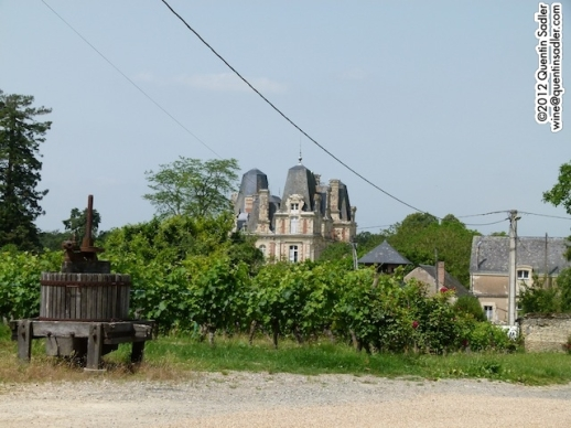 The Loire valley personified