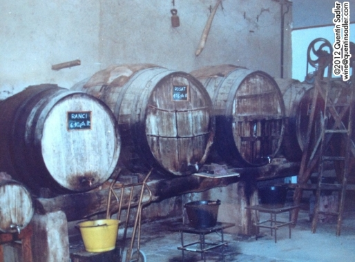 A glimpse of how it was - Priorat 1997