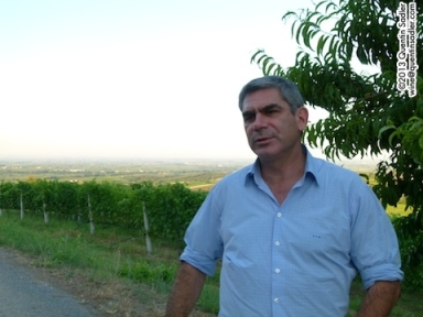 Yiannis Boutaris, charismatic owner of KIR-YIANNI evangelist for Greek wine and the 5th generation of his family to make wine, but the first to adopt a true estate method of production.