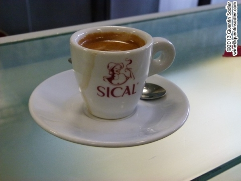 A café Pingu.