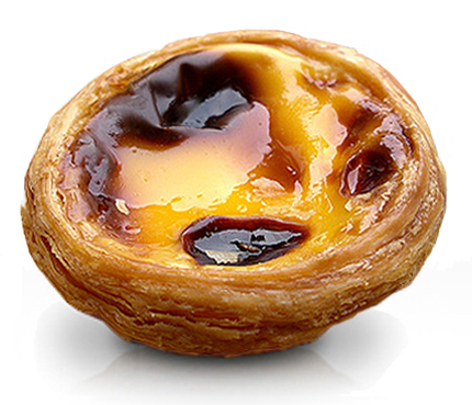 Pasteis de nata really are delicious...