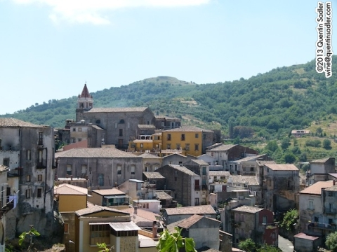 Castiglione di Sicilia.