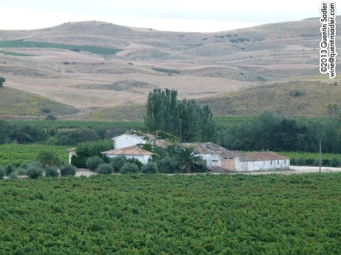 Bodegas Inurieta in Ribera Alta.