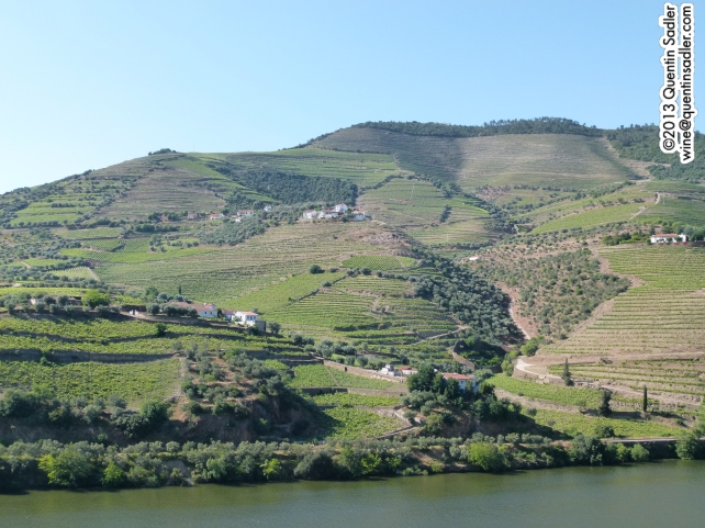 More of the beautiful Douro.