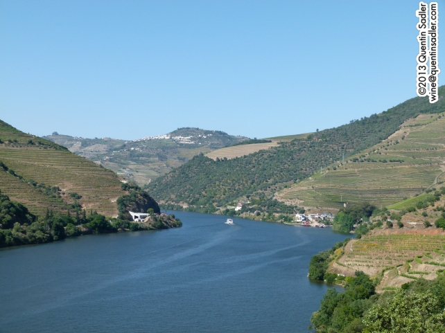 The beautiful Douro.