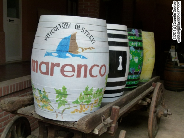 The Marenco winery.