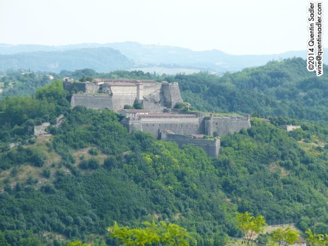 Gavi fortress.