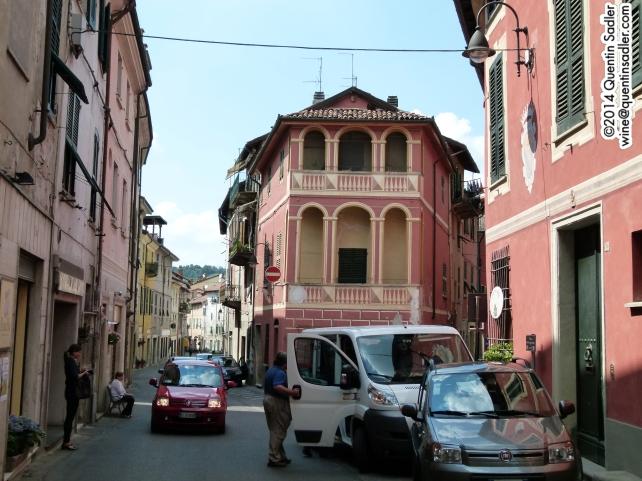 Gavi town