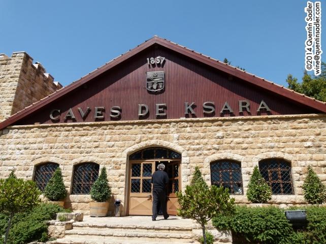 Château Ksara.