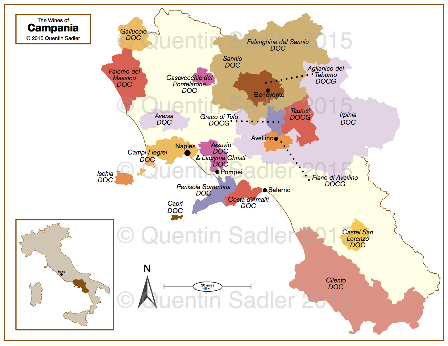 Top Benevento Tourist Map Pictures - Printable Map - New ...