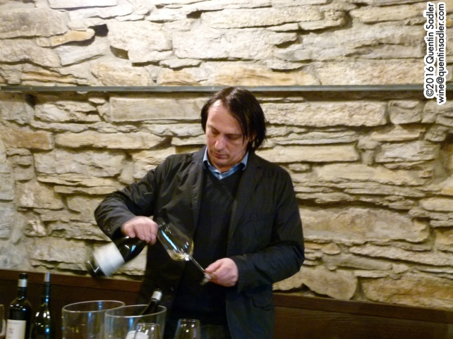 Marjan Simčič, the quiet winemaker of Brda.