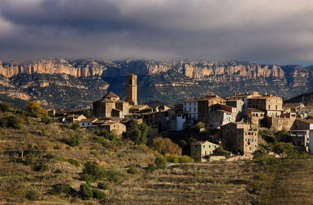 The beautiful Priorat landscape. Photo courtesy of Oficina de Turisme del Priorat.
