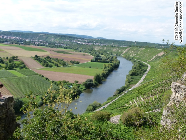 More of the beautiful Neckar Valley.