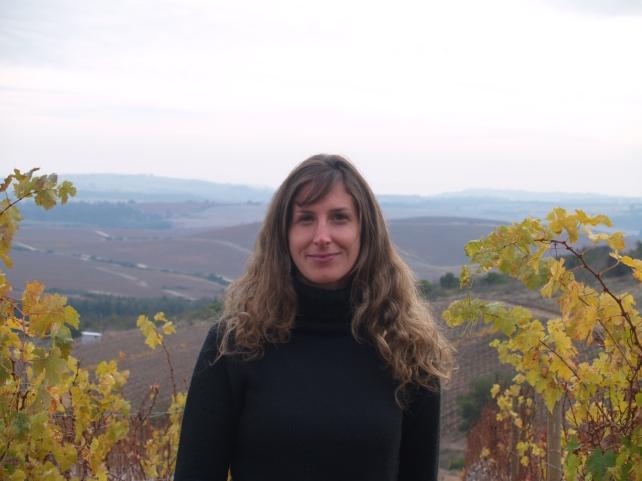 Viviana Navarrete the talented winemaker at Viña Leyda - photo courtesy of Winebow Group, Leyda's US agent.