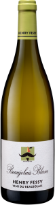 Henry Fessy_Beaujolais blanc bottle