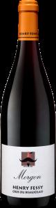 Henry Fessy_Morgon bottle